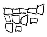Ashah's drawing of the grid shows disconnected squares.